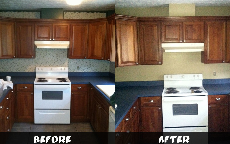 wallpaper removal jacksonville
