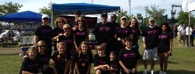 904 Painting Crew Walks for Juvenile Diabetes