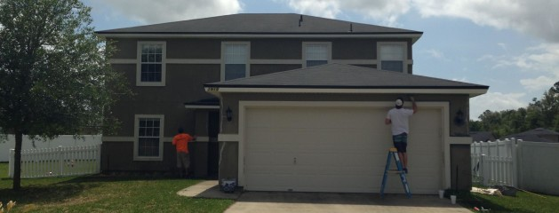 Exterior Home Painting Jacksonville Beach