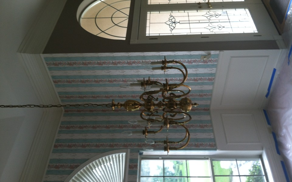 jacksonville dining room interior painting