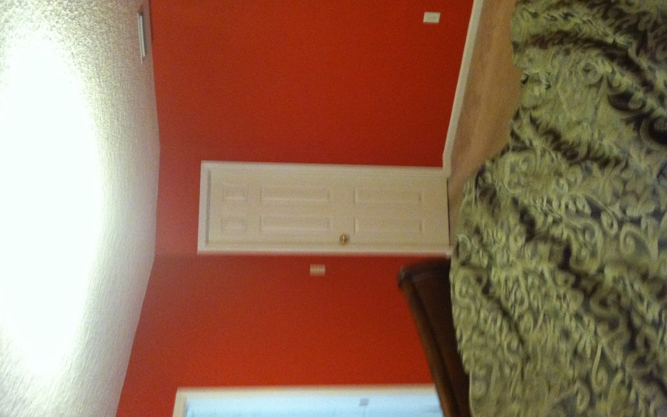 bedroom interior painting jacksonville